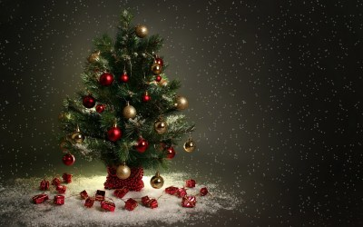 Merry Christmas HD Wallpapers, Image & Greetings [Free Download]]