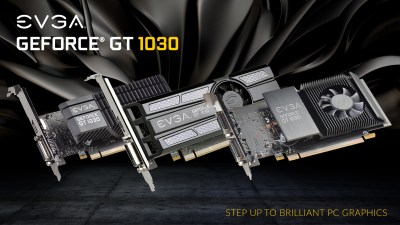 EVGA Introduces the GeForce GT 1030 | techPowerUp