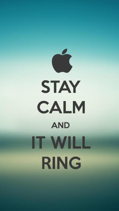 HD Keep calm Wallpapers for Apple iPhone 5