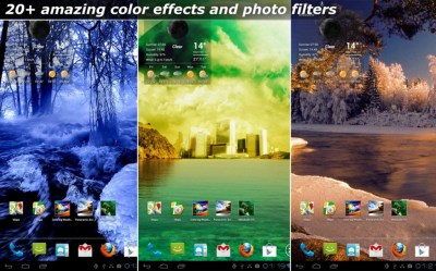 Custom Live Wallpaper Apps for Android