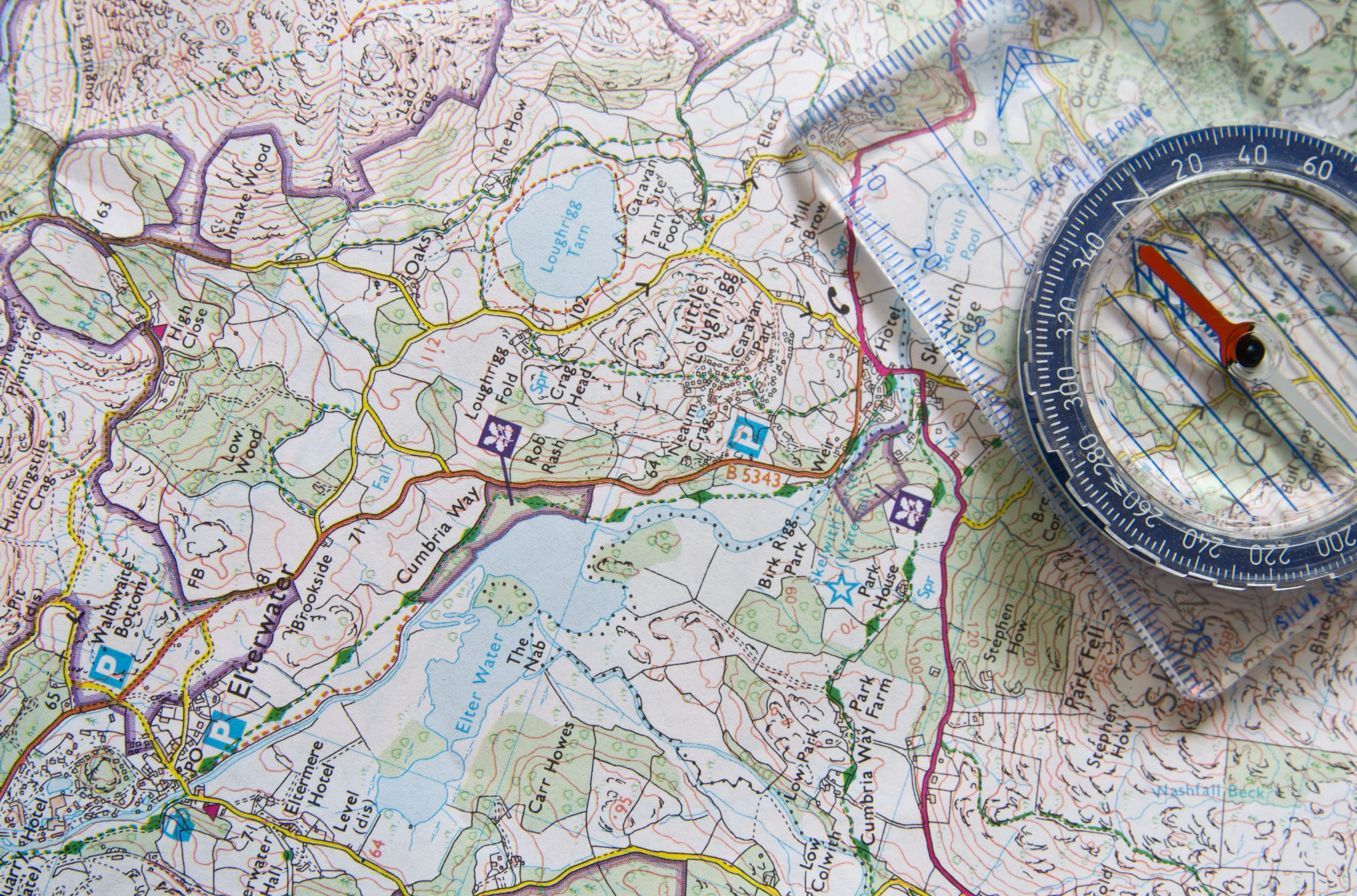 Can you guess the UK city from its Ordnance Survey map  There s nothing quite like navigating with an OS map
