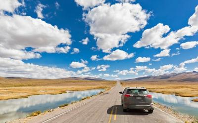 How will driverless cars change the road trip?