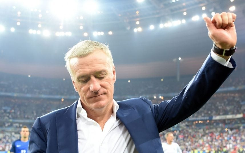 We failed the nation  admits Didier Deschamps after France s shock      We failed the nation  admits Didier Deschamps after France s shock Euro  2016 final defeat
