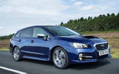 Subaru Levorg review