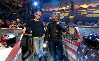 Top Gear opens with lowest audience in a decade as first episode with Chris Evans branded ...