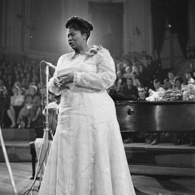 On this day in 1911: the 'Queen of Gospel' and civil ...