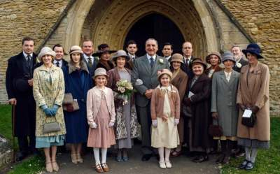 Downton Abbey movie could be a prequel with a new cast, hints Julian Fellowes