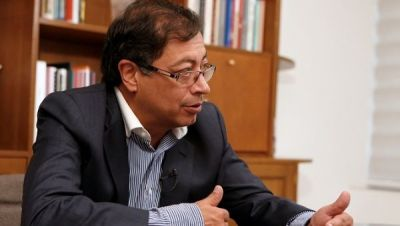 Colombia's Gustavo Petro: 'I Want to Transform the Country' | News | teleSUR English
