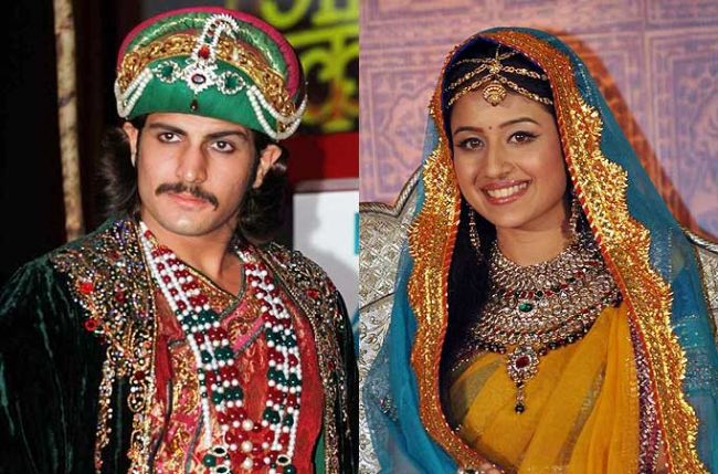 Jodha and Akbar's wedding sequence in the offing in Zee TV ...