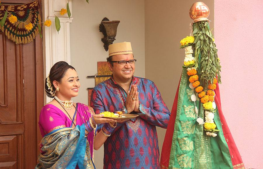 Gudi Padwa celebration on Taarak Mehta Ka Ooltah Chashmah