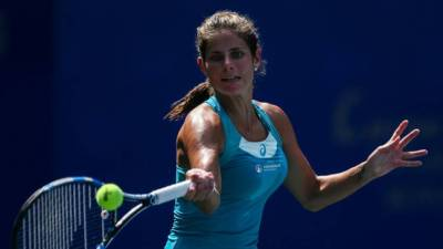 Julia Goerges duels with Coco Vandeweghe captures WTA Elite title at Zhuhai