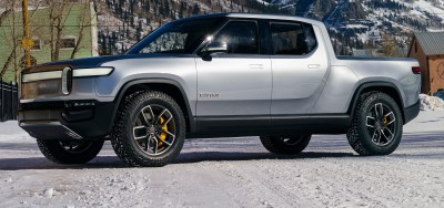 Rivian patent reveals R1T auxiliary battery that pushes range beyond 400 miles