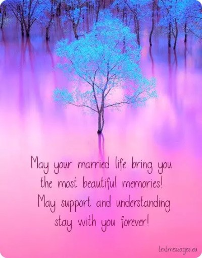 Short Wedding Wishes, Quotes & Messages (With Images)
