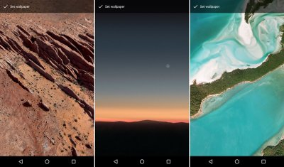 [APK Download] Get Pixel Live Wallpapers running on your Marshmallow and Nougat devices