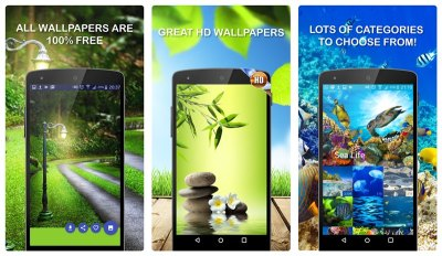 Top 11 wallpaper and background apps for your Android device – The Android Soul