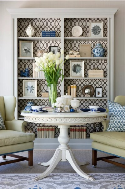 Creative Bookshelf Styling and Layering Tricks