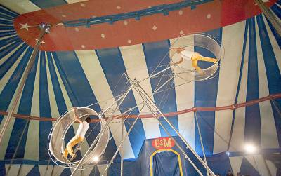 Circus coming to South Bend, Westport | The Daily World