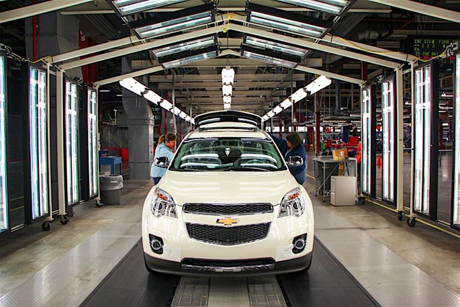 GM Facing Strike Deadline in Canada   TheDetroitBureau com Unifor workers at GM s CAMI plant