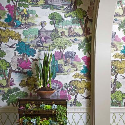 Wallpaper Love: Cole & Sons Folie Collection - The English Room
