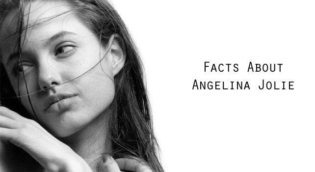 30 Facts About Angelina Jolie   The Fact Site Angelina Jolie Facts