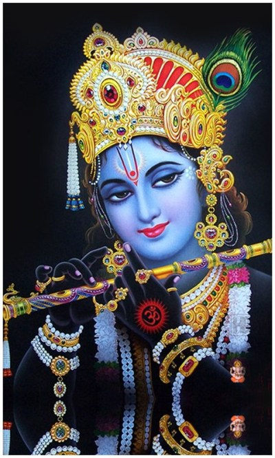 Sri Krishna God Live Wallpaper