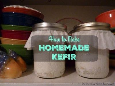 Easy Homemade Kefir Recipe (+ Video How-to)