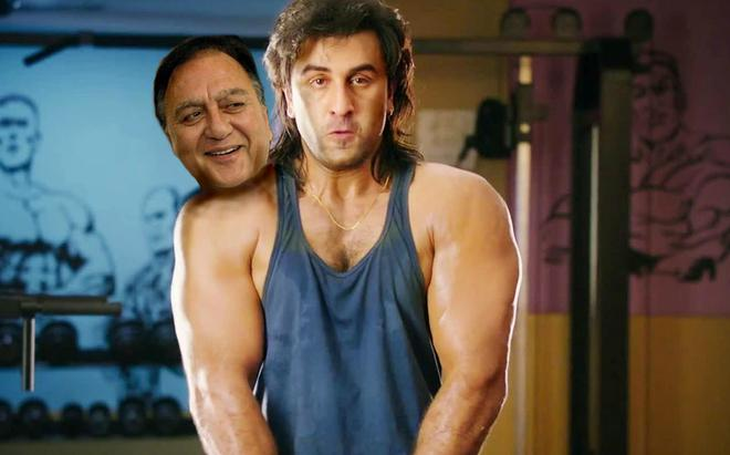 Sanju   Who is the original Dutt  Sanjay or Sunil    The Hindu If Sanju throws up any valuable lessons  it is that biopics ought to be  objective depictions of legendary individuals     like Sunil Dutt  for  instance     and
