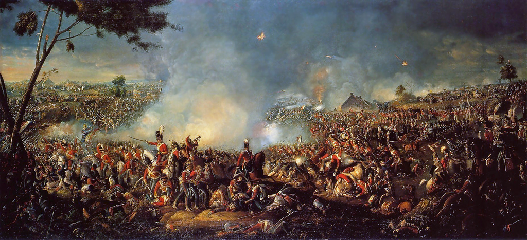 The History Press | The historical background to the Battle of Waterloo