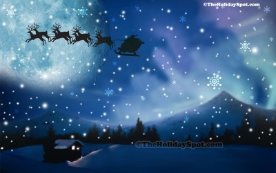Christmas Wallpapers | Free HD Background