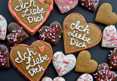 Lebkuchen (German Gingerbread) - The Hungry Traveler