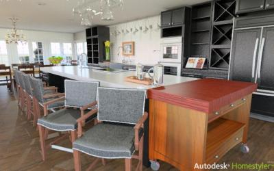 Remodel your Kitchen with the Autodesk Homestyler - The ...