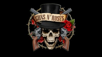 Guns N' Roses Theme for Windows 10 | 8 | 7