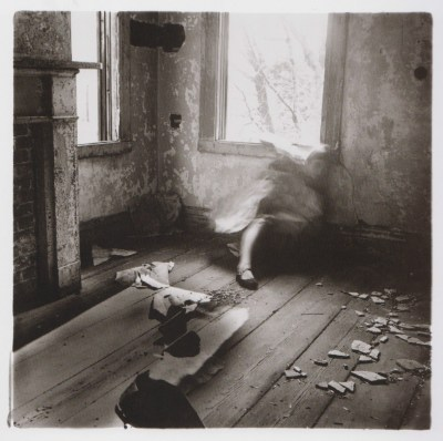 Francesca Woodman's Playful Darkness
