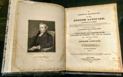 The Nationalist Roots of 'Merriam-Webster's Dictionary'