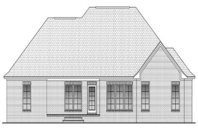 House Plan #142-1091: 3 Bdrm, 2,000 Sq Ft Acadian Home | ThePlanCollection