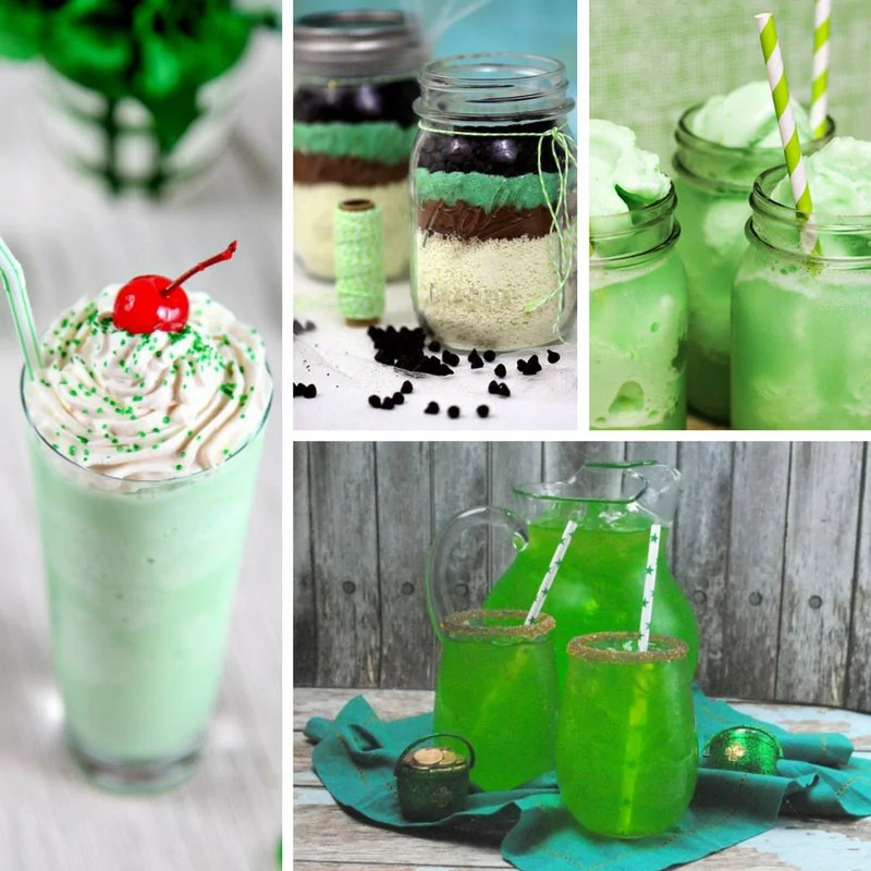 Drink Recipes for St. Patrick's Day
