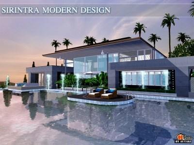 autaki's Sirintra Modern design