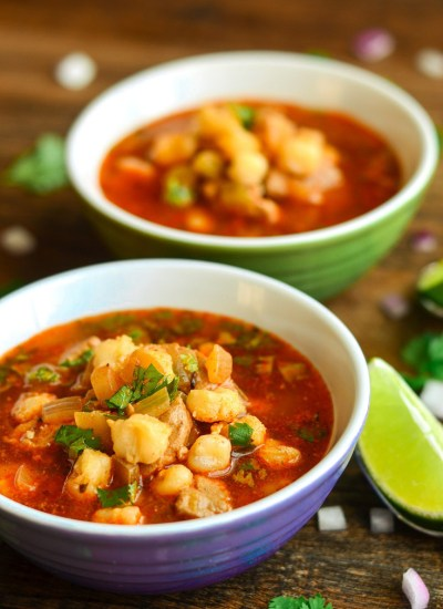 Easy Mexican Pozole (Posole)- The Spice Kit Recipes