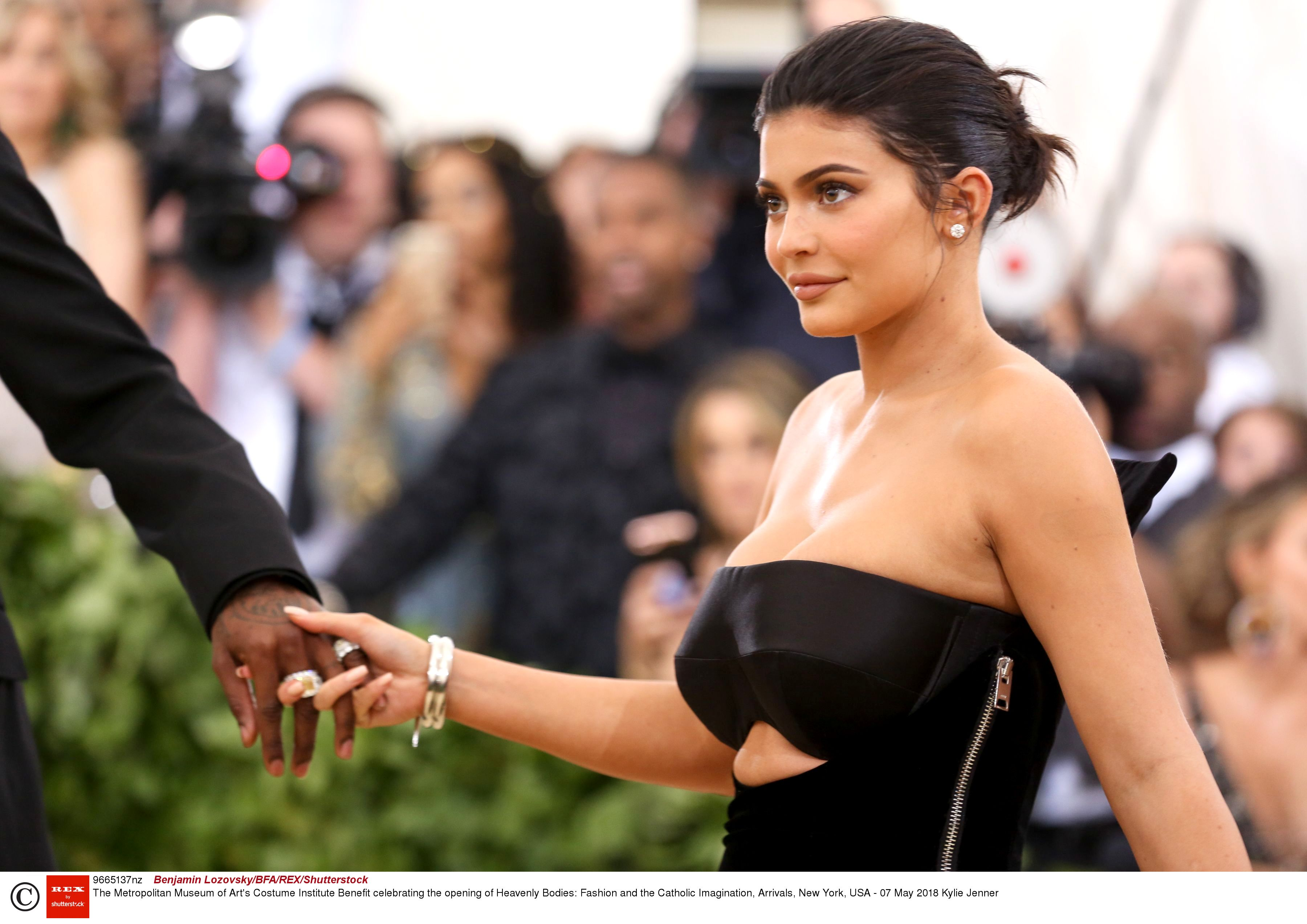 Kardashian sister Kylie Jenner on way to being youngest billionaire     Kylie Jenner has amassed a  900 million fortune derived largely from her  cosmetics company