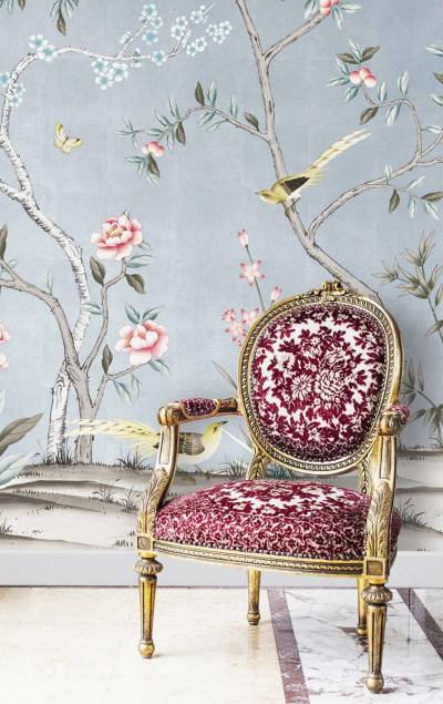 18 Stylish Removable Wallpaper Designs - Thou Swell