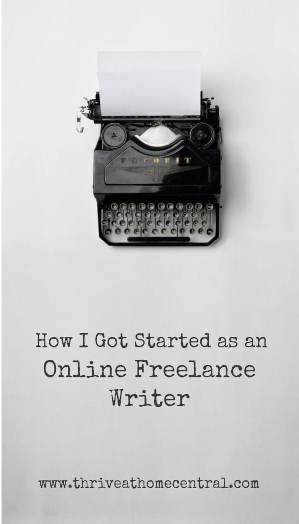 online freelance writer invoice place blog easy online invoicing for     how i got started as an online lance writer jpg here s how i got started