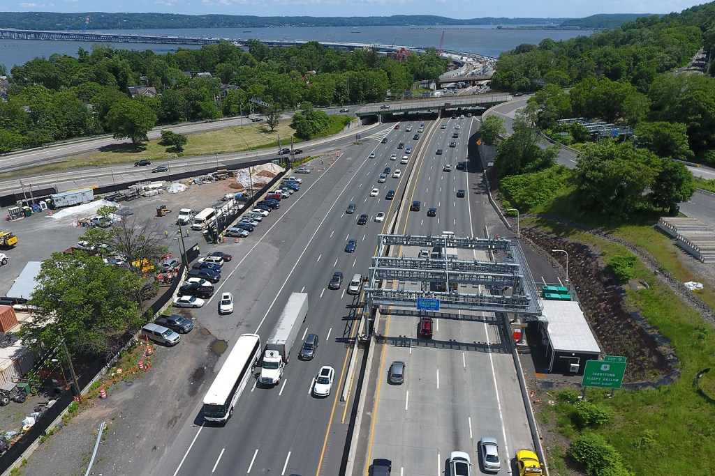 Cashless Tolling   New York State Thruway See the Progress