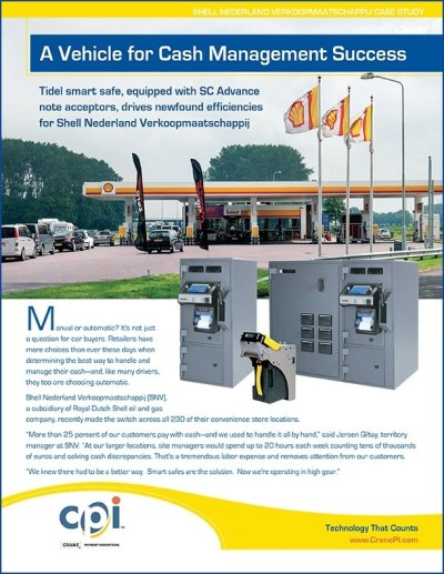 Tidel Case Studies | See how Tidel products benefit real businesses