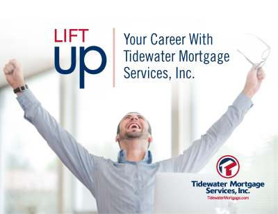 Lift Up Your Career With Tidewater Mortgage Services - Tidewater Mortgage Services Inc.