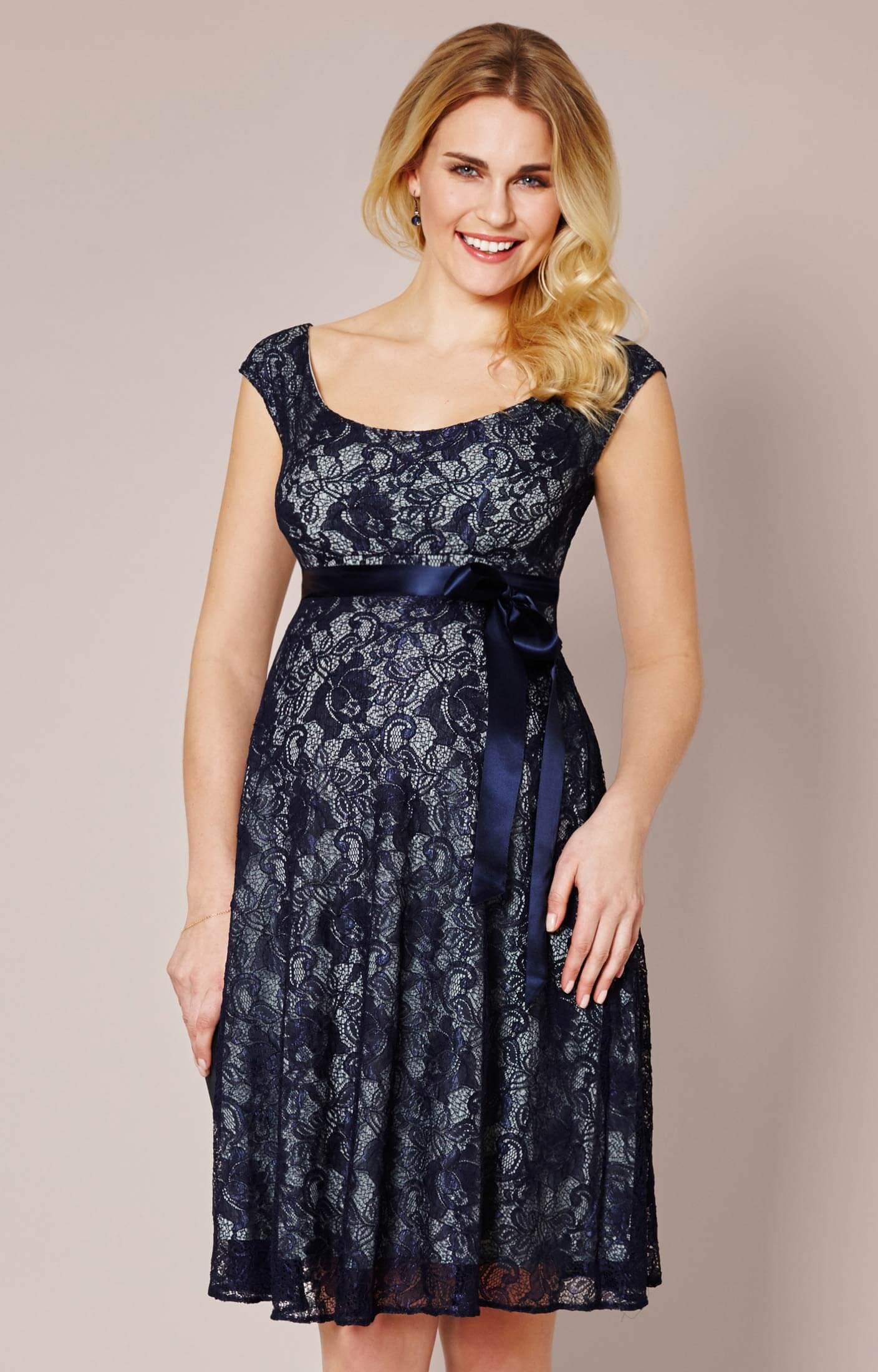 Eliza Maternity Dress Short (Aqua Marine) maternity dresses for weddings Eliza Maternity Dress Short Aqua Marine by Tiffany Rose