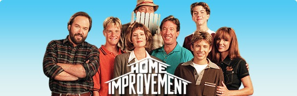 Things That Bring Back Memories  Home Improvement  TV Show     Back Memories    post  I am going to pick something in the topic of     TELEVISION    and go with    Home Improvement     This television show  which  aired on ABC