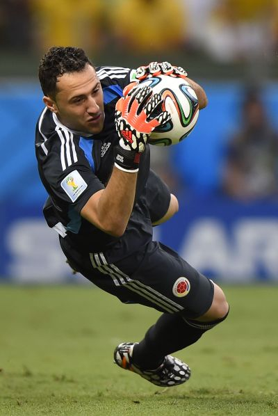 Arsenal sign Colombian keeper David Ospina | The New Paper