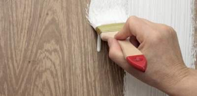 How to Paint Over Wallpaper | Today's Homeowner