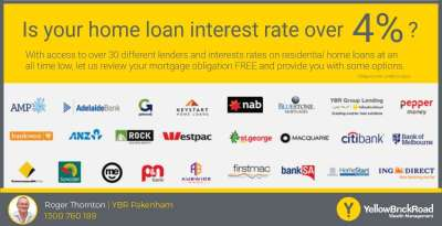 Is your home loan interest rate over 4%?