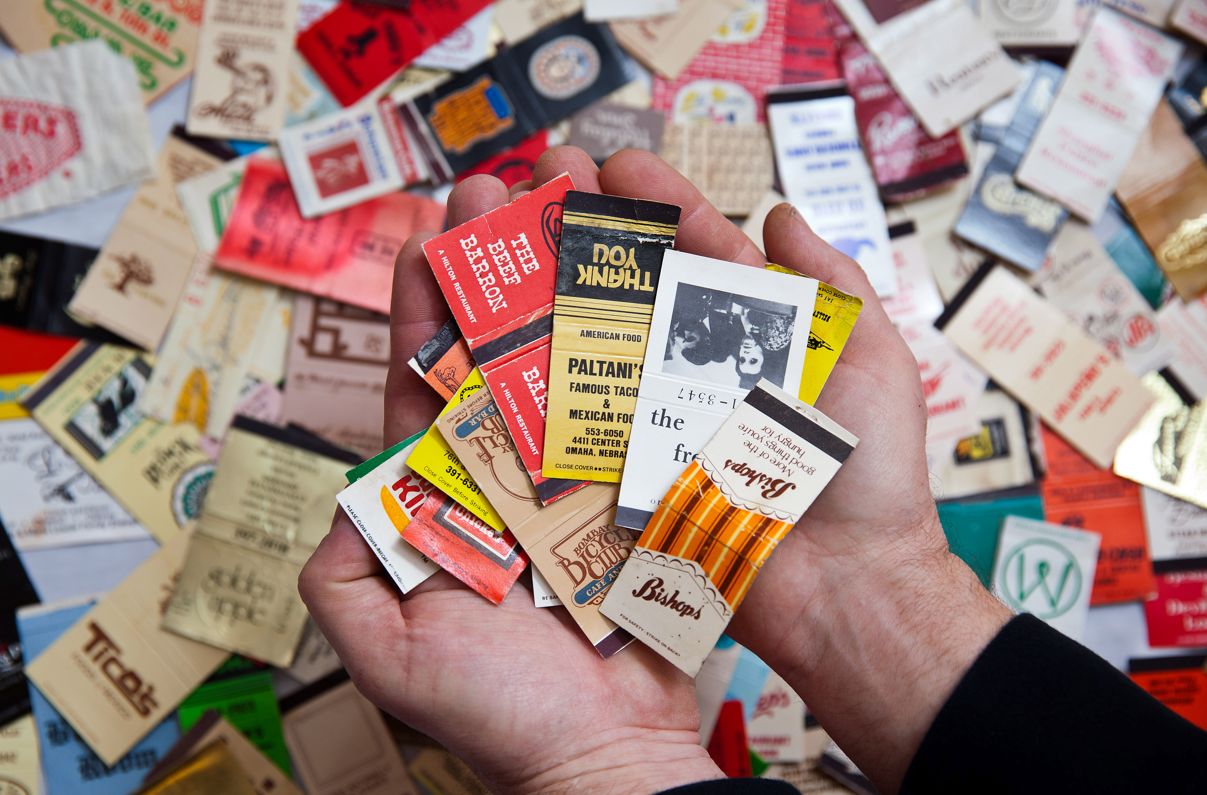 omahas lost restaurants a matchbook retrospective kitchen table omaha Which is how I ended up over at the Yosts South Omaha home taking my own personal trip through what Rich calls the graveyard of Omaha restaurants